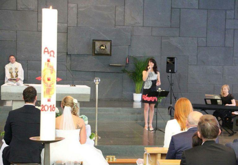 Katholische Trauung in Kassel