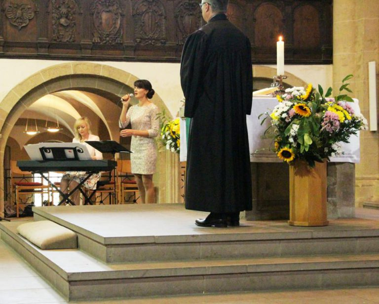 Trauung Herford Kirche
