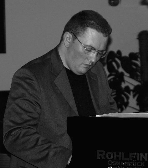 Juri Artamonov - Jazz-Pianist, Sideman, Jazzpiano-Lehrer und Komponist aus Osnabrück