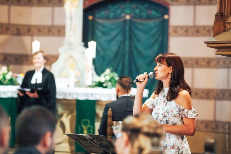 Sängerin für Trauung in Gütersloh