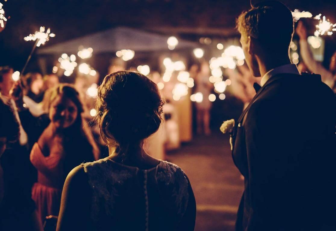 Hochzeitstanz zum gemeinsamen Lied